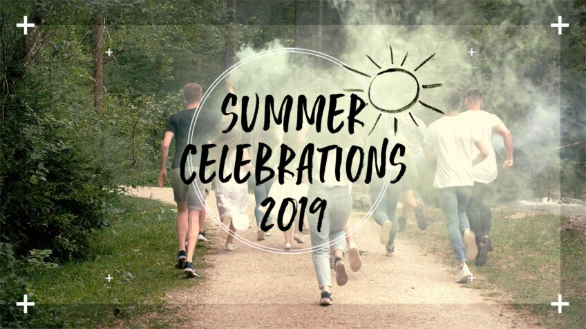 Summer Celebrations 2019